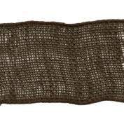 Burlap 10cm X10 Yards-Brown