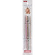 "Deborah Norville Double Pointed Needles, 6"", Size 0/2.0mm"