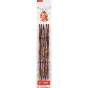 Premier Yarns Deborah Norville Double Pointed Needles, 6-Inch, 10/6mm