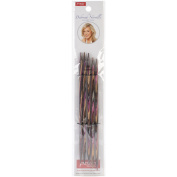 "Deborah Norville Double Pointed Needles 6""-Size 6/4mm"
