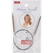 Premier Yarns Deborah Norville Fixed Circular Needles 16-Inch, 3/3.25mm