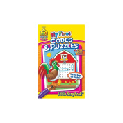 My First Little Busy Book-Codes And Puzzles Grades 1-2