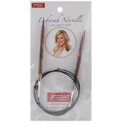 "Deborah Norville Fixed Circular Needles 40""-Size 10/6.0mm"