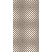 Pass The Tissue, Tissue Paper Roll-Mod Grey 46cm x 370cm