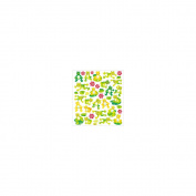 Multicoloured Stickers-Metallic Froggies