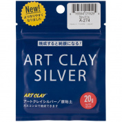 Art Clay Silver 650/1200 Low Fire Clay-20 Grammes