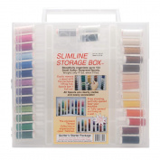 Sulky Size 30 Quilter's Slimline Rayon Starter, Assortment