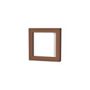 Doodlebug Fashion Furnishings Shadow Box, 30cm by 30cm , Brown