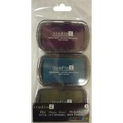 Studio G Dye Ink Pads 3/Pkg