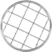 Loew-Cornell Decorative Canisters Mason Jar Frog Gridded Lid (4 per Pack) 28745