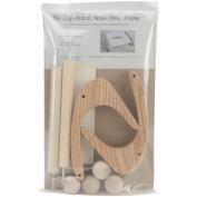 Lap Stitch Mini Mini Frame-W/1 Dowel