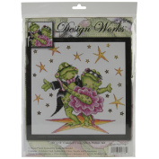 Design Works Counted Cross Stitch Kit 30cm x 30cm