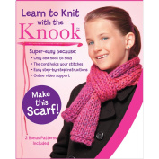 Learn To Knit Scarf Kit-