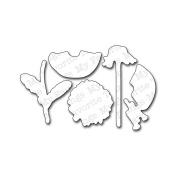 Die-Namics Die-Dandelion Stems & Toppers, 4.8cm To 8.4cm