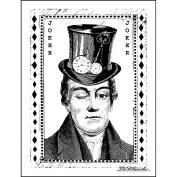 LaBlanche Silicone Stamp 7cm x 9.5cm -Joker