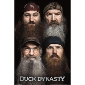 Trends International Unframed Poster Prints, Duck Dynasty Beards