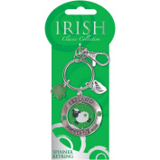 Classic Sheep Spinner Key Ring