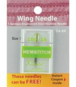 Klasse Hemstitch Machine Needles-100/16 1/Pkg