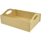 Beyond The Page MDF Carry Tray-33cm x 25cm X4.190cm