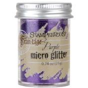 Stampendous Micro Glitter .2190ml-Purple