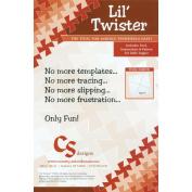 Lil' Twister Tool For Making Pinwheels-7.6cm - 1.3cm x 8.9cm