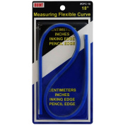 Quint Measuring Systems FC18 Flexible Curve Ruler, 46cm