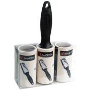 Adhesive Lint Roller With Two Refills-180 Sheets