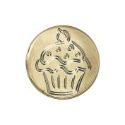 Decorative Seal Coin .190cm -Cupcake