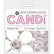 Candi Dot Colour Pop Embellishments .1040ml-Fondant
