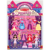 Melissa & Doug Puffy Sticker Play Set - Princess