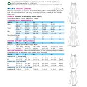 Misses' Dresses-All Sizes in One Envelope