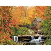 Jigsaw Puzzle 1000 Pieces 60cm x 80cm -Old Grist Mill