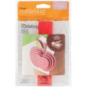 Cuttlebug A2 Embossing Folder/Border Set