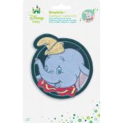 Disney Dumbo Iron-On Applique