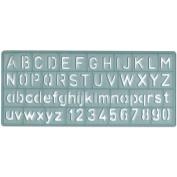 Lettering Guide 1cm