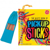 The Klutz Book Of Pickup Sticks Kit