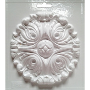 Cool2Cast 14cm Round Scroll Mould
