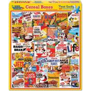 Jigsaw Puzzle 1000 Pieces 60cm x 80cm -Cereal Boxes