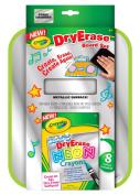 Crayola Dry Erase Sonic Shimmer Board Set