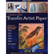 C & T Publishing-Create With Transfer Artist Paper