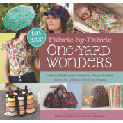 Storey Publishing-Fabric-By-Fabric One-Yard Wonders