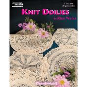 Leisure Arts-Knit Doilies