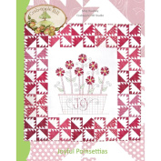 Crabapple Hill Studio Patterns-Joyful Poinsettias
