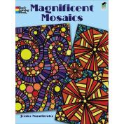 Dover Publications-Magnificent Mosaics Colouring Book