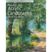 Search Press Books-Painting Acrylic Landscapes The Eas