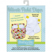 Babyville Boutique Patterns-Ultimate Pocket Nappy
