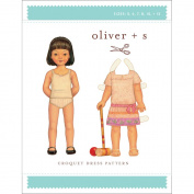 Oliver + S Patterns-Croquet Dress