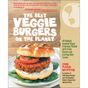 Fair Winds Press Books-The Best Veggie Burgers On The Plan