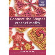 Storey Publishing-Connect The Shapes Crochet Motifs