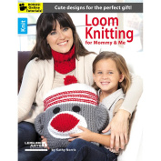 Leisure Arts-Loom Knitting For Mommy and Me